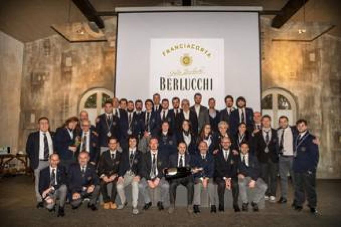 Complimenti ai nuovi Sommelier di Ais Bergamo