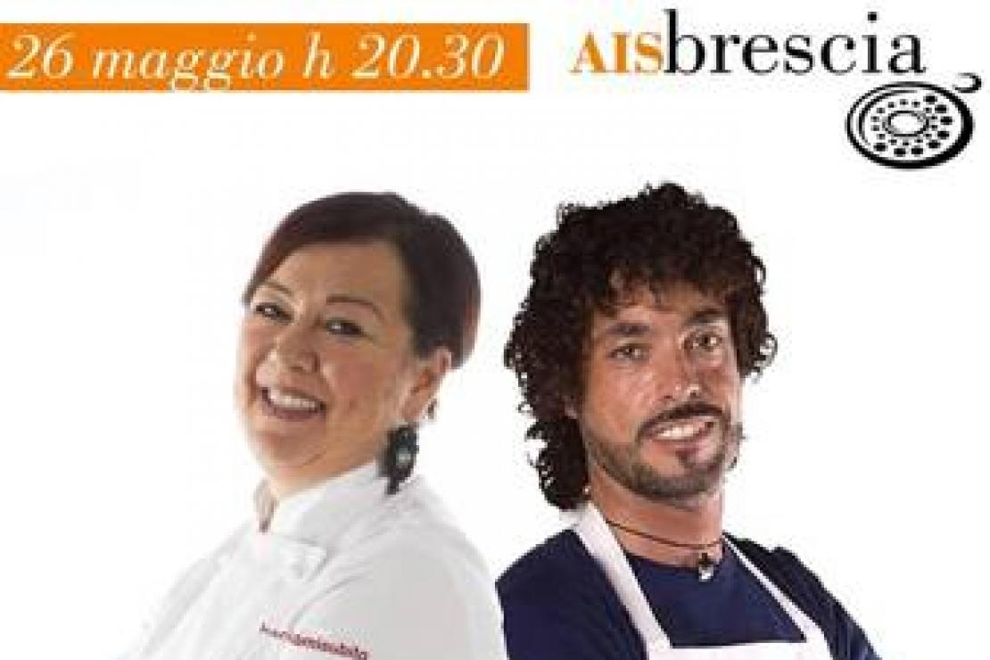 Lucia VS Marco. Due concorrenti di Masterchef si sfidano a casa di Ais Brescia