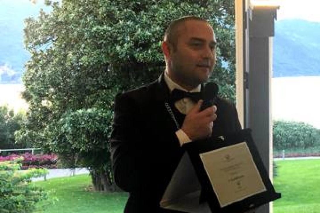 Artur Vaso è il Miglior Sommelier della Lombardia 2017