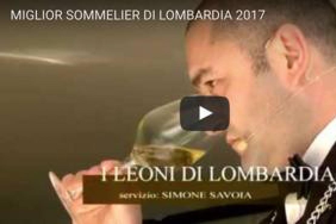 Miglior Sommelier di Lombardia 2017. Il videoservizio