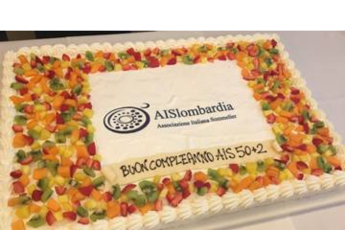 50+2. Buon Compleanno AIS!