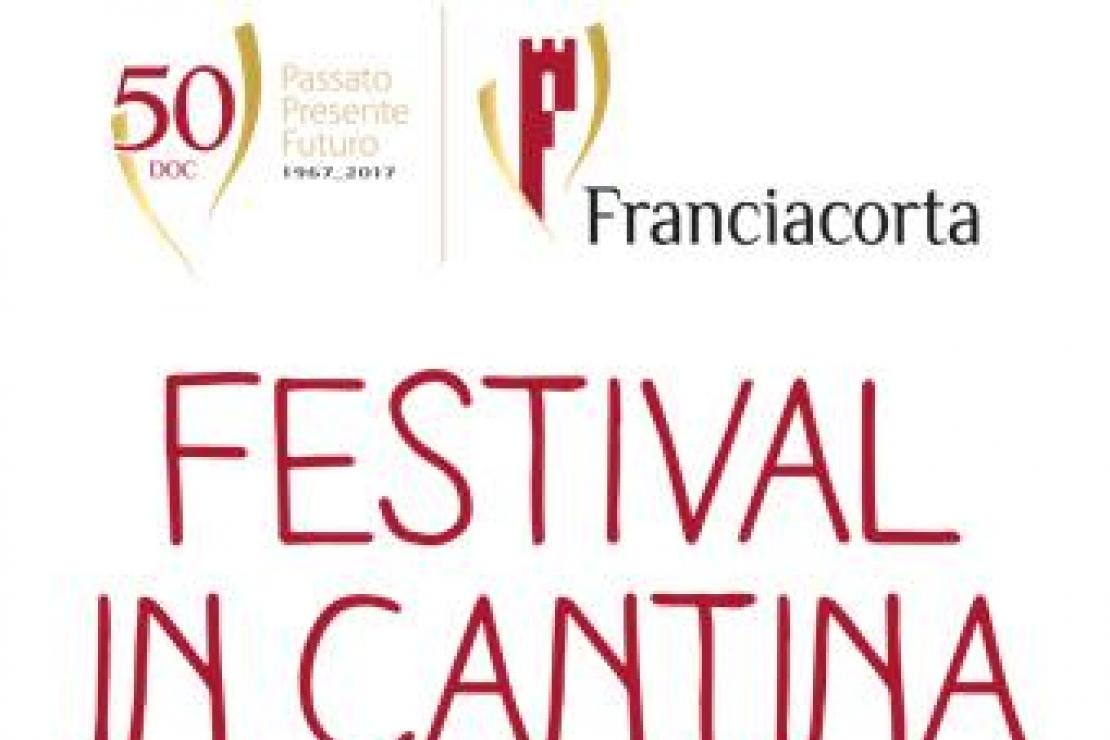 Festival Franciacorta in Cantina per festeggiare i 50 anni della Doc