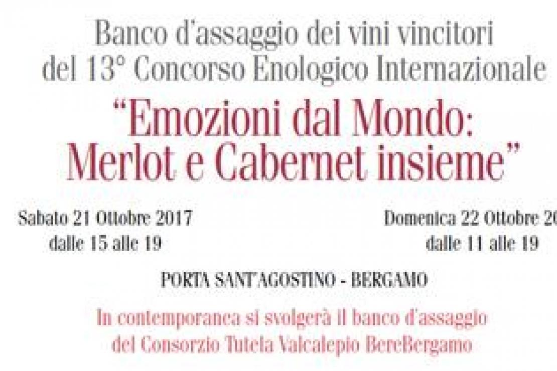 A Bergamo due giorni di convegni e degustazioni