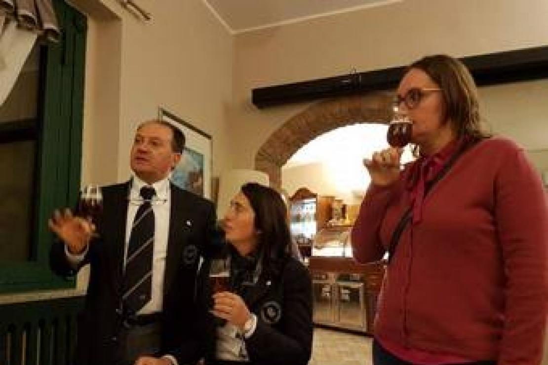 Il Birrificio Rhodense incontra AIS Pavia
