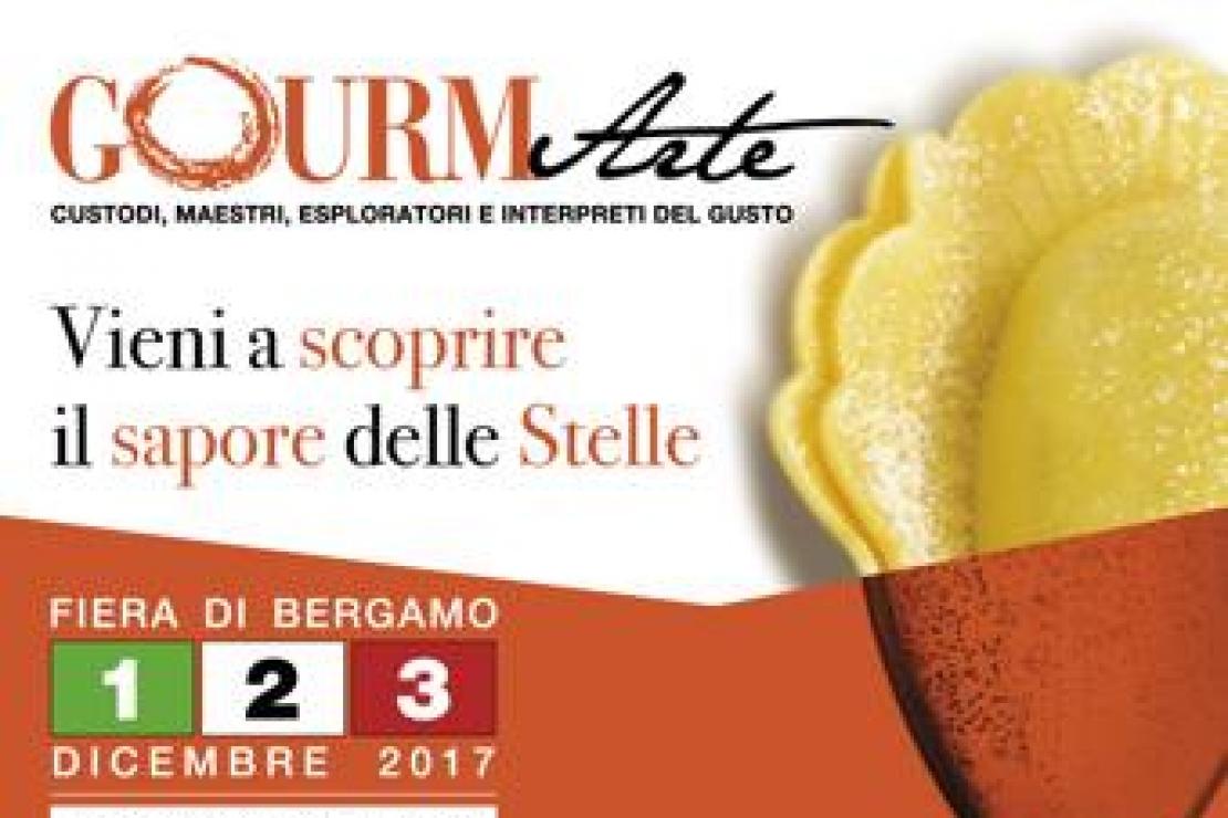 Torna GourmArte. A Bergamo dall'1 al 3 dicembre