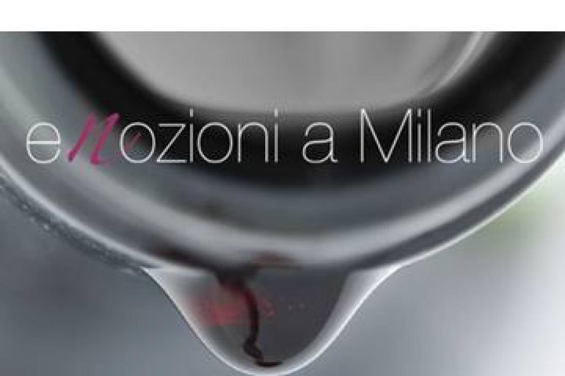 Enozioni a Milano. Dal 26 al 28 gennaio 2018