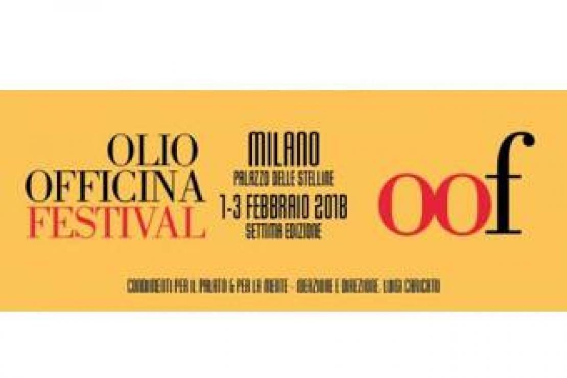 Olio Officina Festival 2018,  tre giorni di full immersion