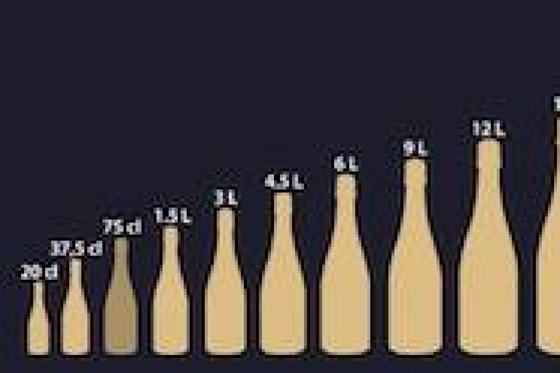 AIS Sondrio | Le bottiglie di formati diversi e la percezione gustativa del vino