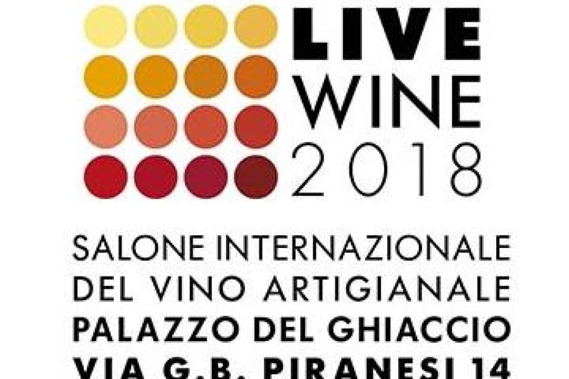 Live Wine 2018. La IV° edizione dal 3 al 5 marzo