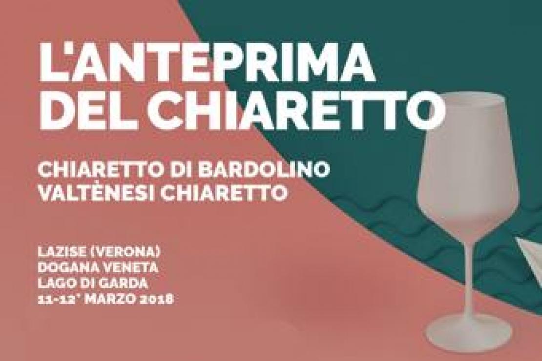 Anteprima Chiaretto di Bardolino e Valtènesi Chiaretto