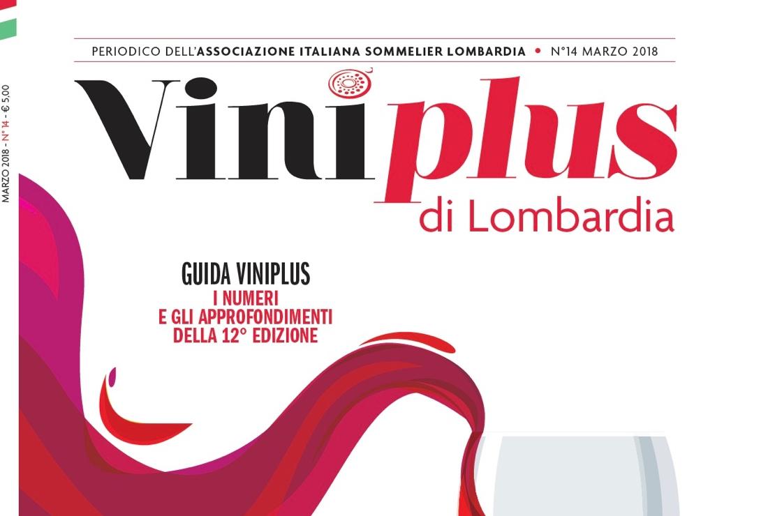 Viniplus di Lombardia - N°14 Marzo 2018
