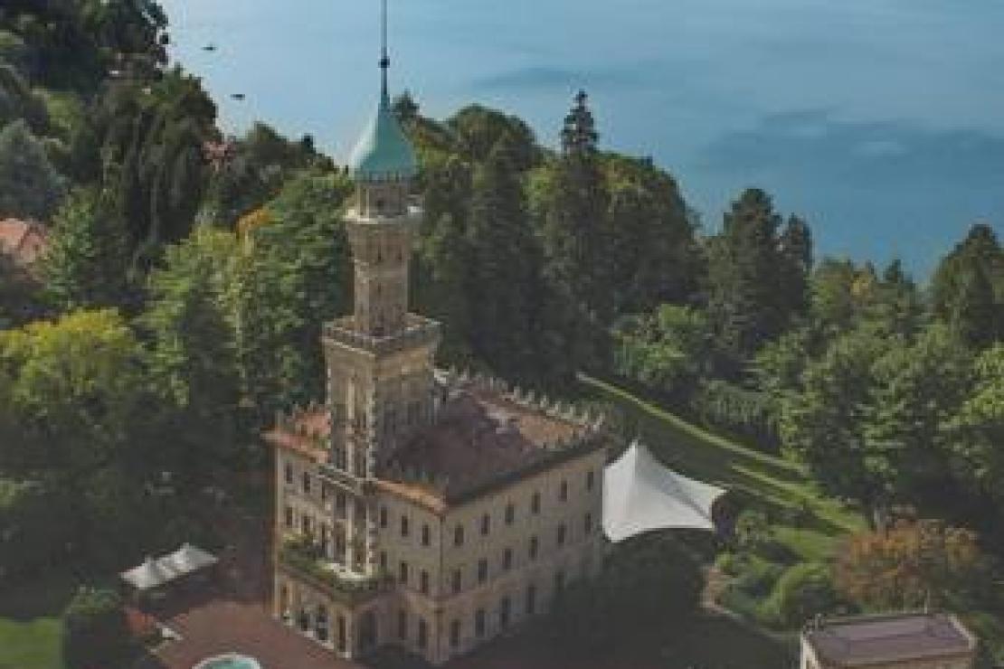 Villa Crespi cerca Commis Sommelier