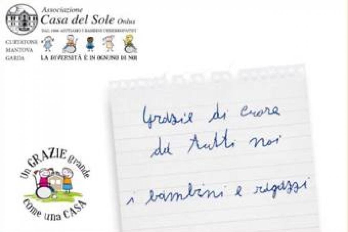 Ais Lombardia & Casa del Sole Onlus
