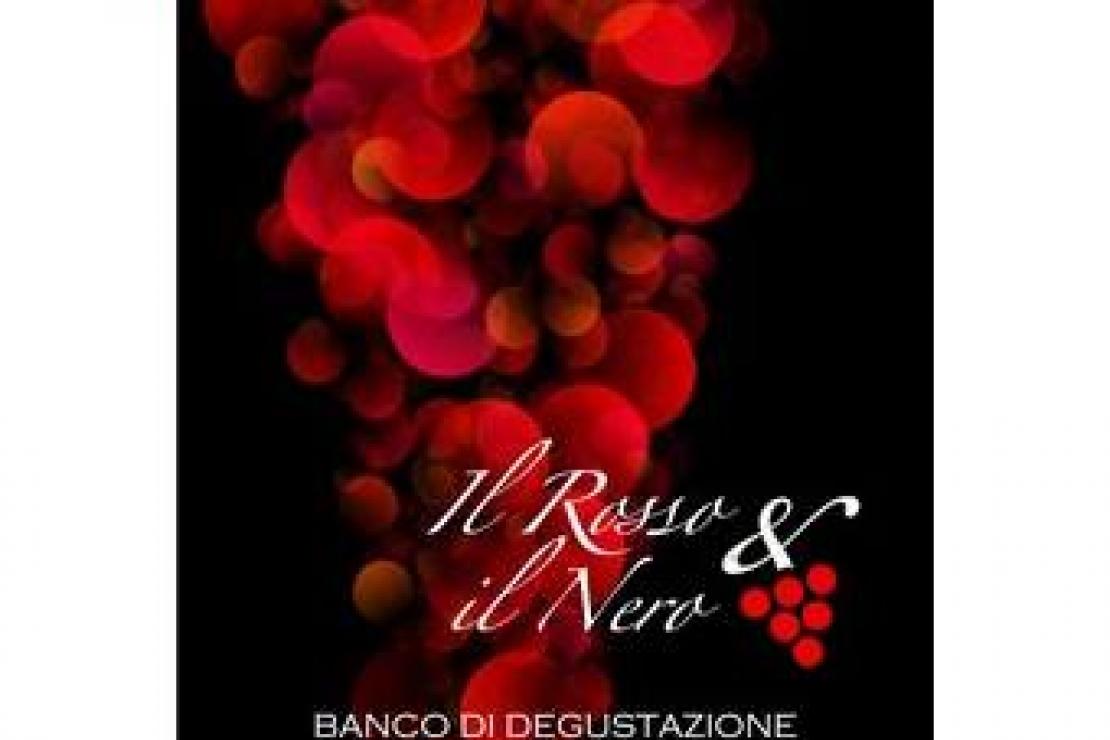 AIS Milano | Banco di degustazione Il Rosso e il Nero