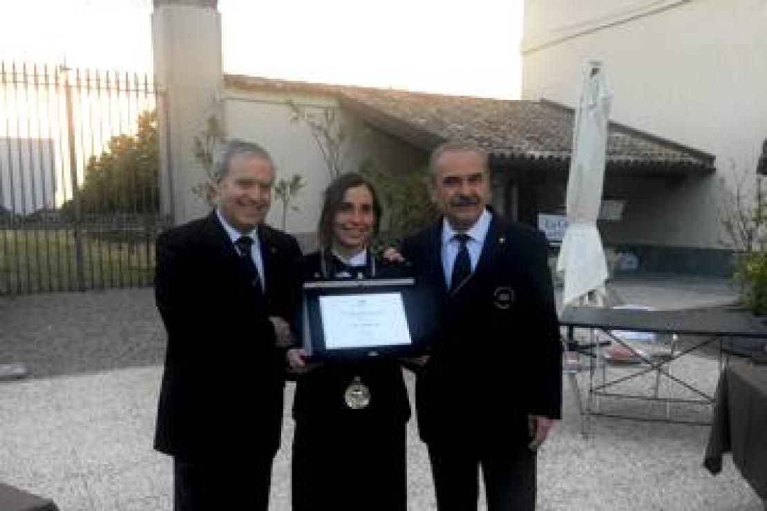 È Sara Lazzeri il miglior sommelier della Lombardia 2018