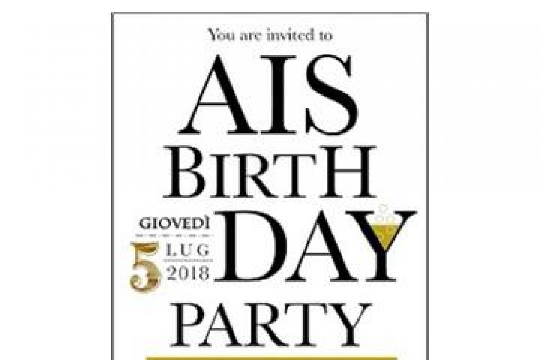 53° Anniversario AIS. Banco di Assaggio a Milano il 5 luglio