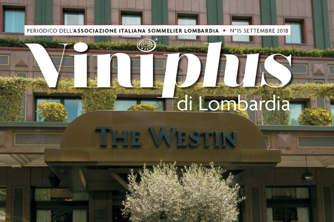 Viniplus di Lombardia - N°15 settembre 2018