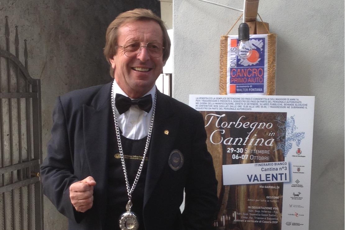 Pierangelo Donati - Hotel Baita Clementi