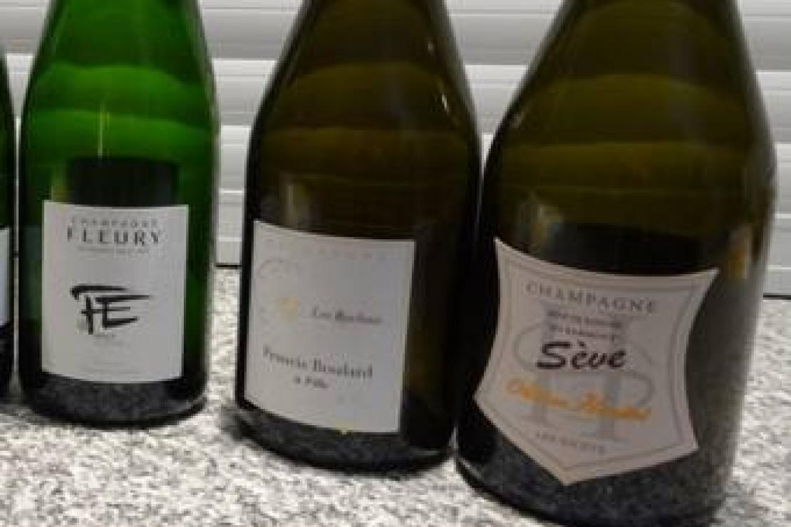 Viaggio nel mondo dello Champagne non dosato