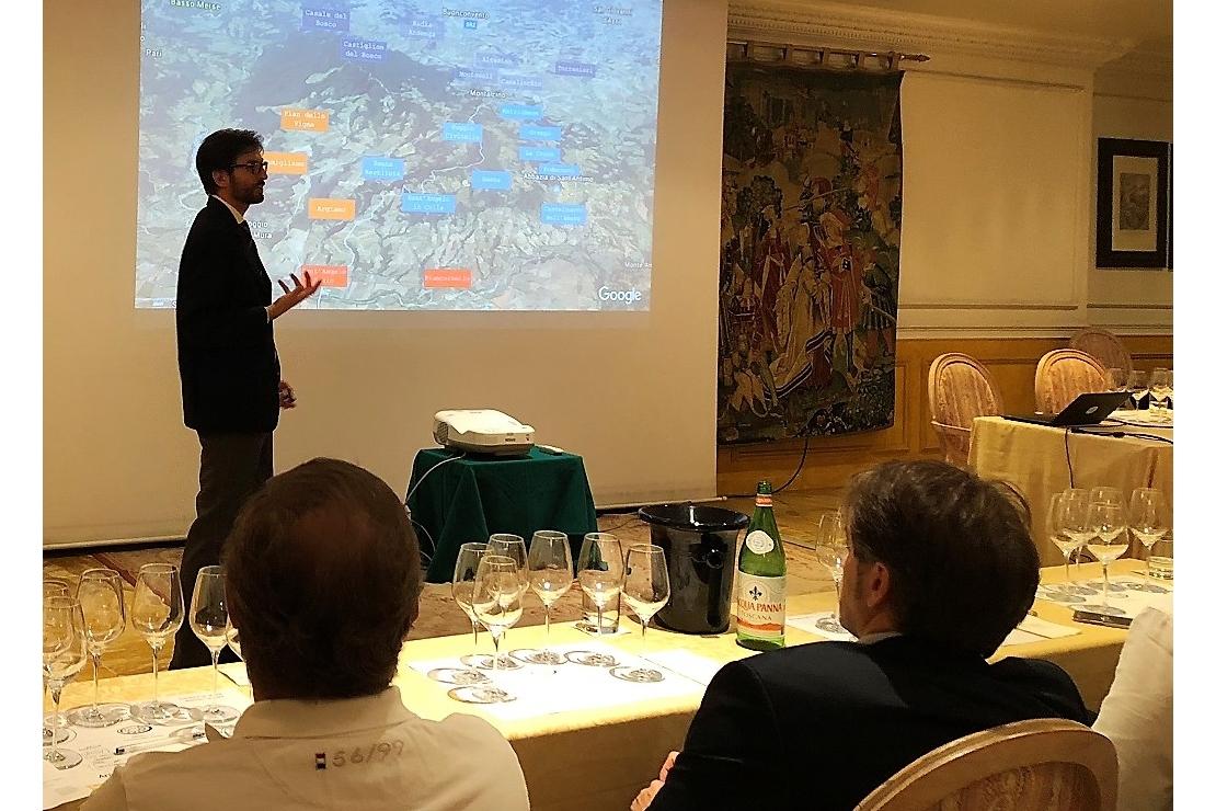 Il Brunello di Montalcino e le sue armonie a Monza