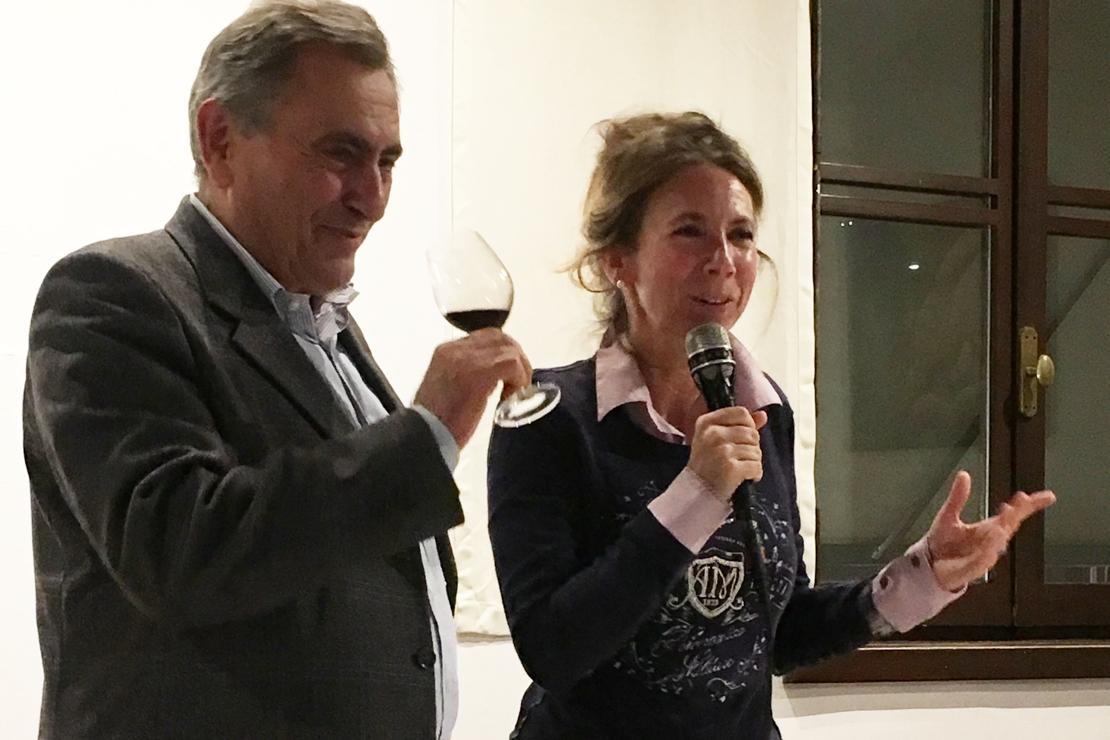 I vini di Barbara Tamburini