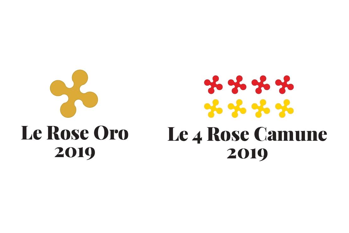 Viniplus 2019. Tutte le 4 Rose Camune e le Rose Oro