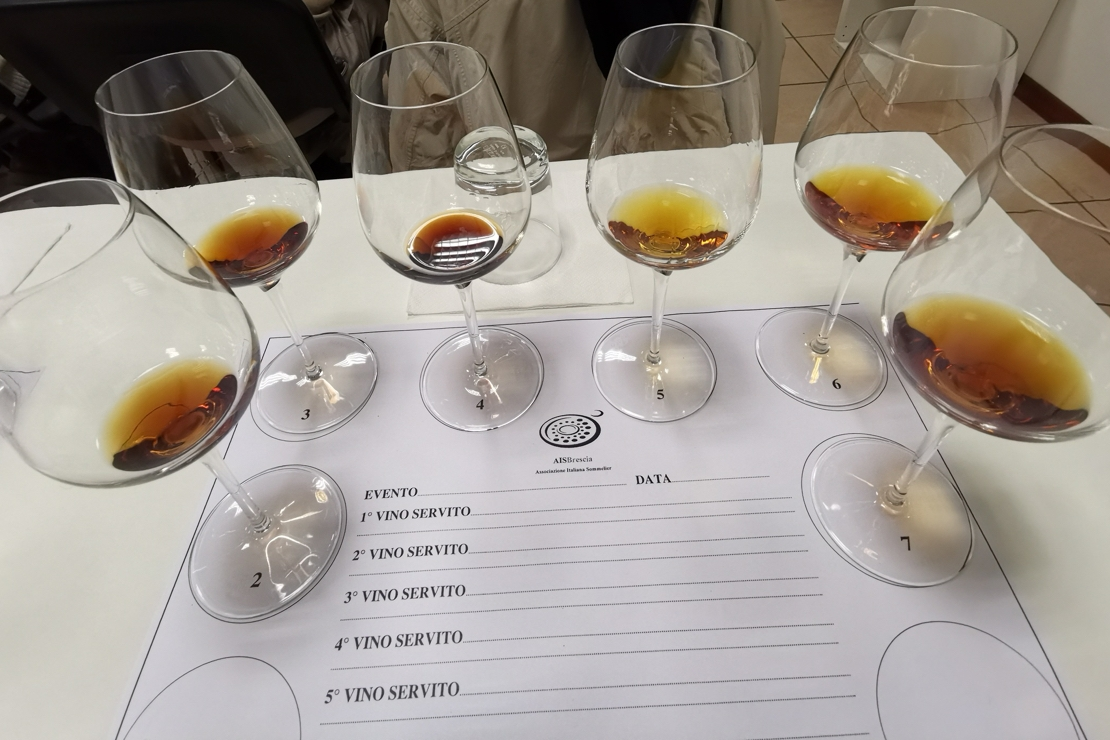 I vini dolci dell�ingegner Willi Opitz