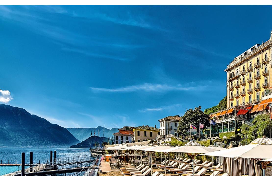 Grand Hotel Tremezzo (Como) cerca sommelier