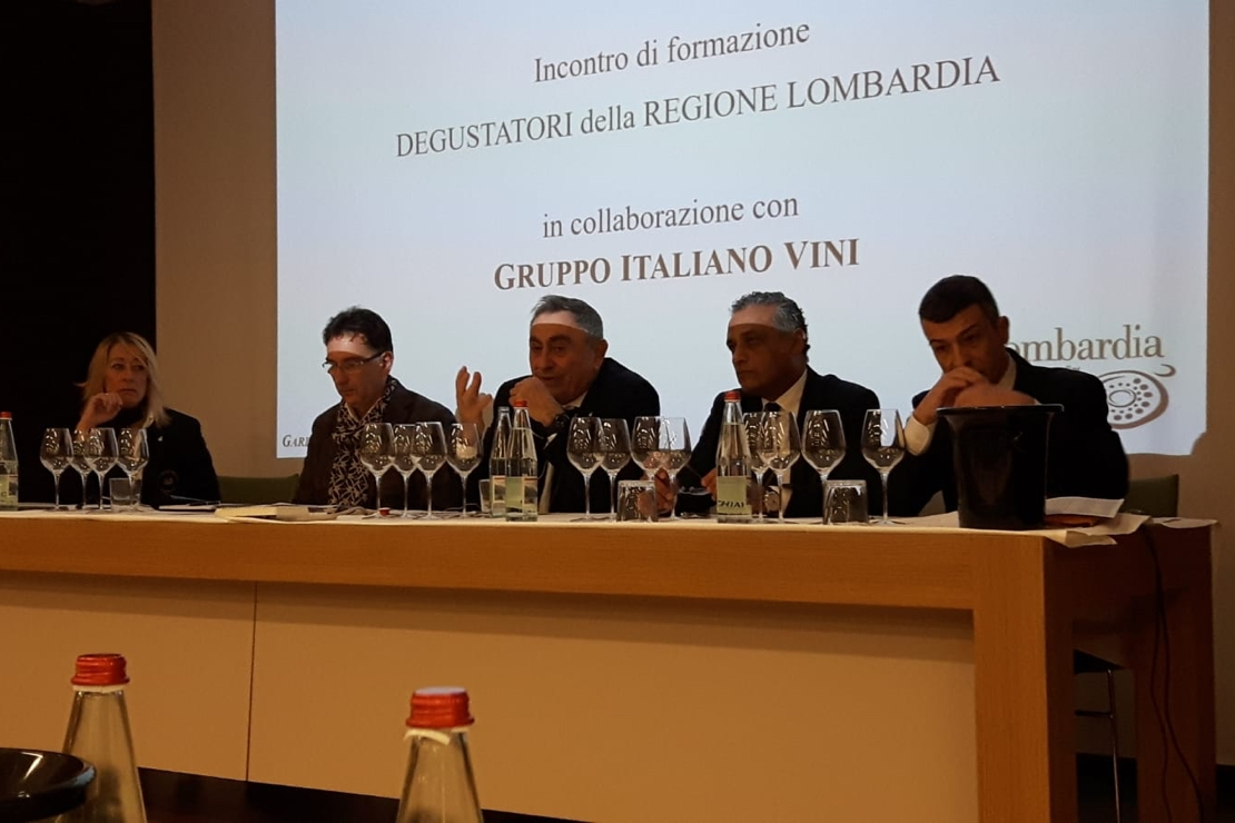 I Degustatori lombardi incontrano il Gruppo Italiano Vini
