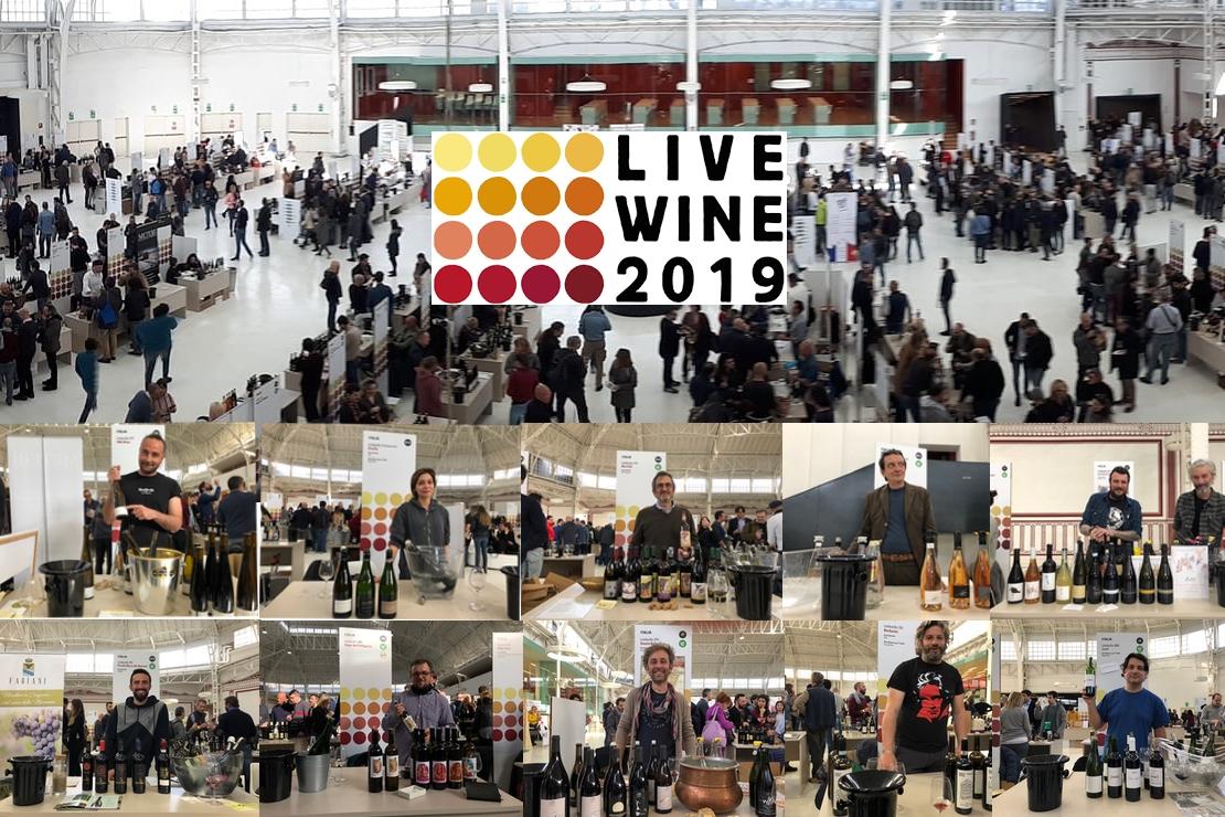 La Lombardia a Live Wine 2019