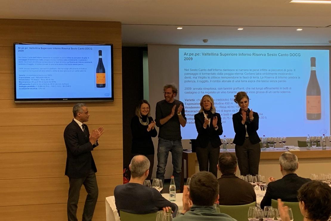Valtellina: il legame profondo della terra e l'amore per un vitigno