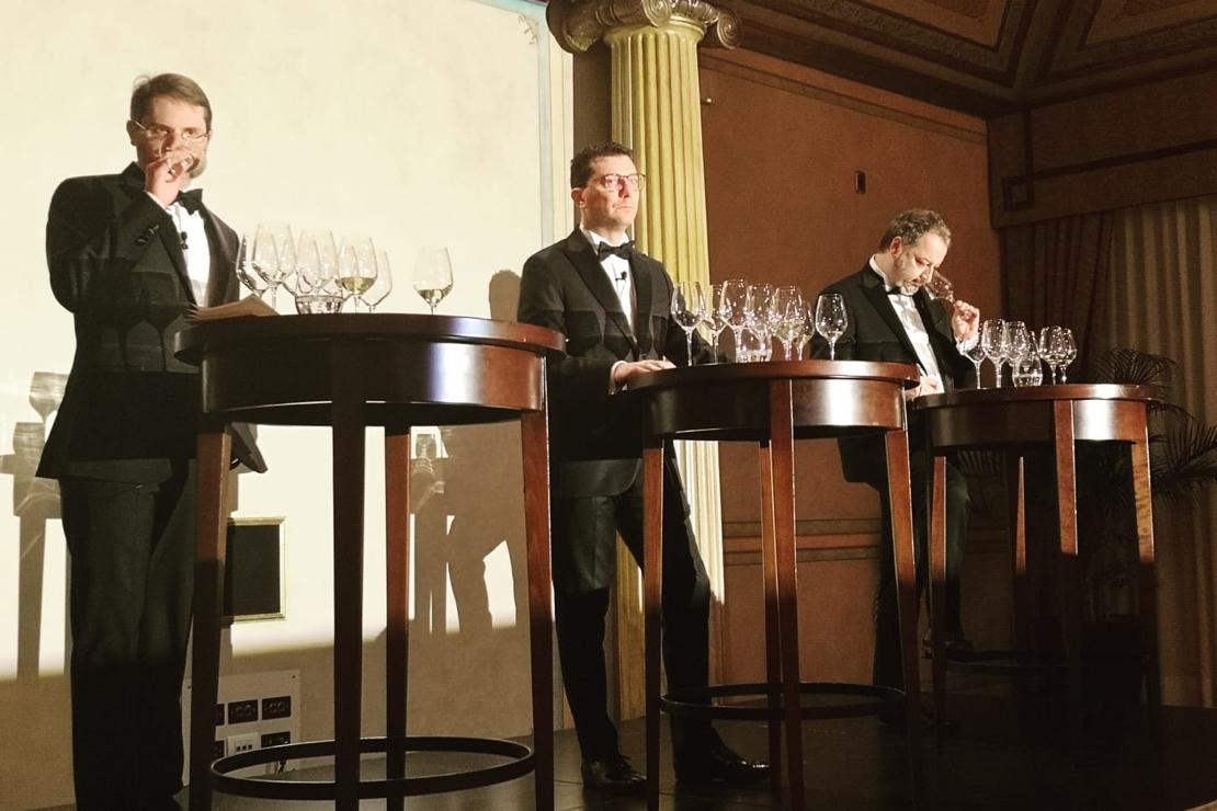 """I Tre TENOri: le voci del vino incontrano il vino che """"parla"""""""
