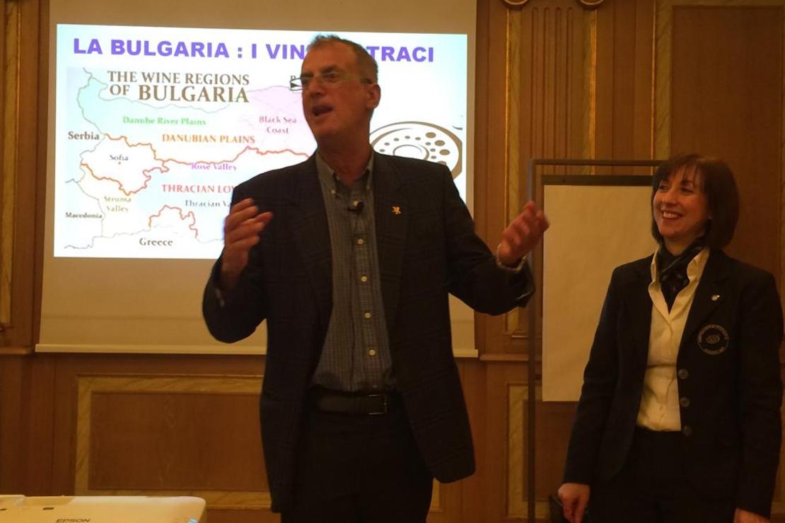 L'antica Tracia tutta da scoprire: i vini bulgari