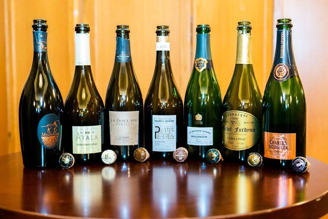 Champagne: l'evocativa sublimazione dell'essere vino