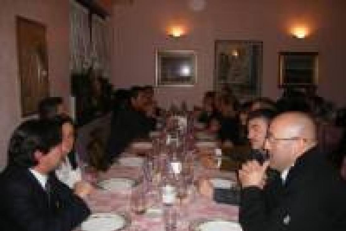 Cena degli auguri 2007