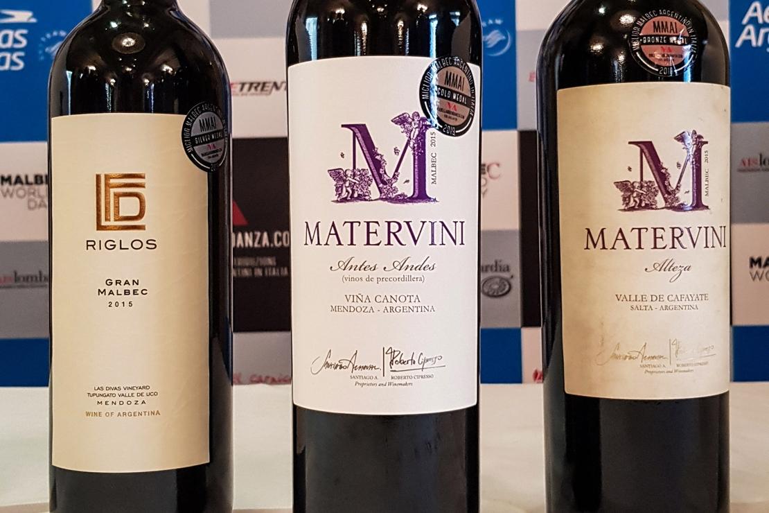 Al Malbec World Day per scoprire il vitigno simbolo dell'Argentina