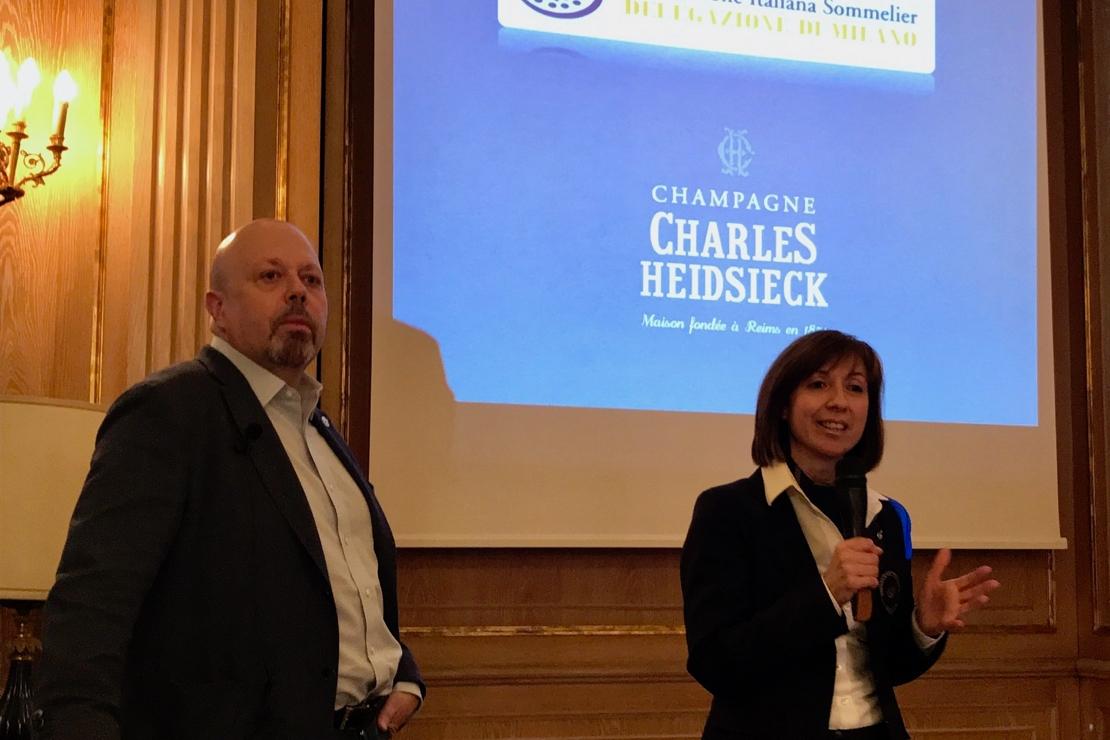 Champagne Charles Heidsieck, l'eccellenza non ha fretta