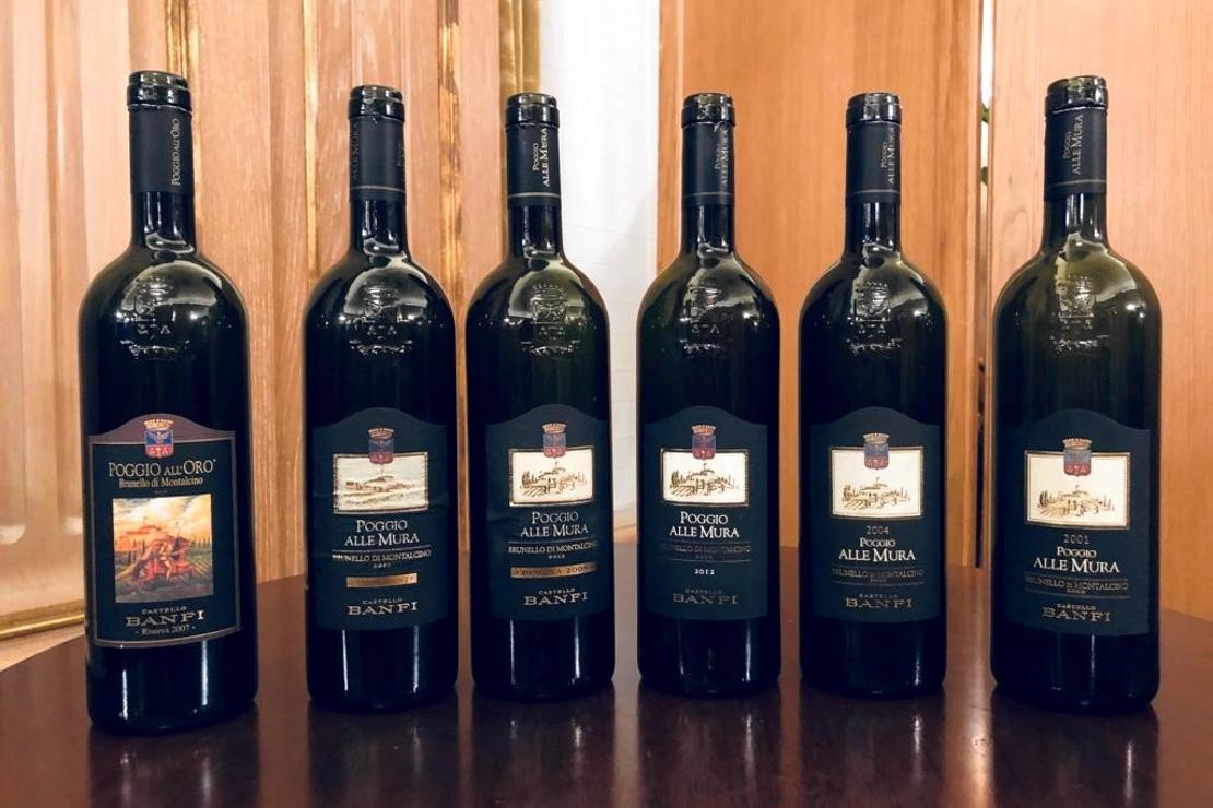 Un patrimonio dell'enologia italiana: Castello Banfi e il suo Brunello