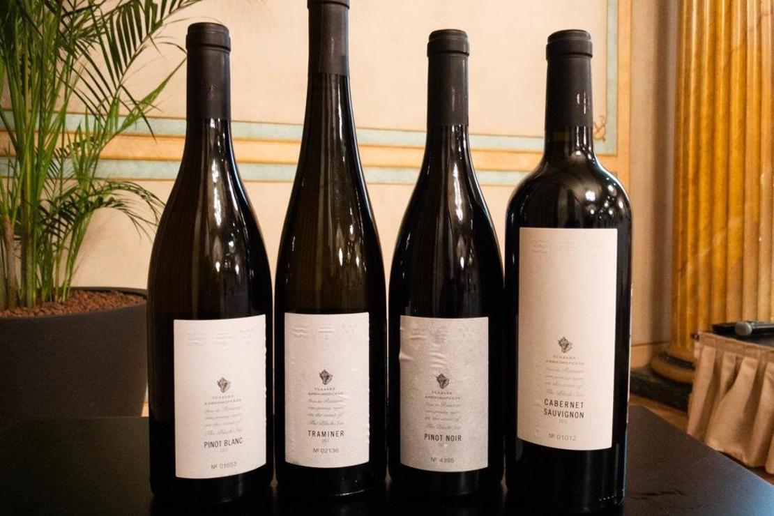 I vini prodotti dove è nata la vite
