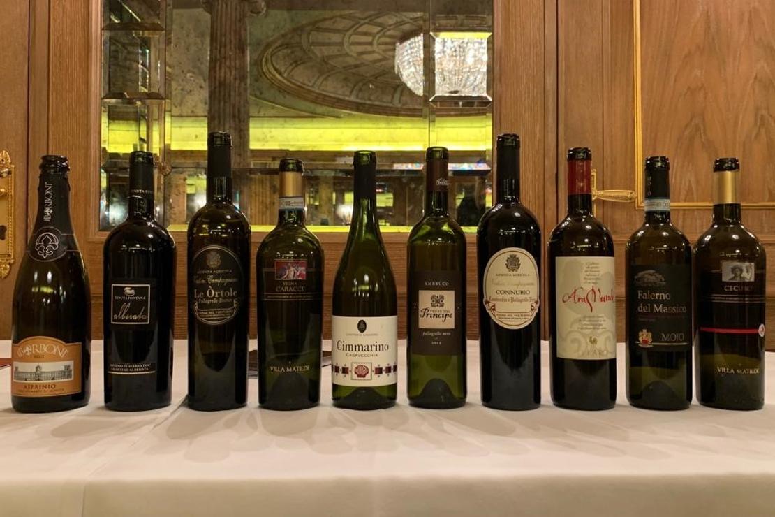 Il Casertano con i suoi vini da vitigni autoctoni