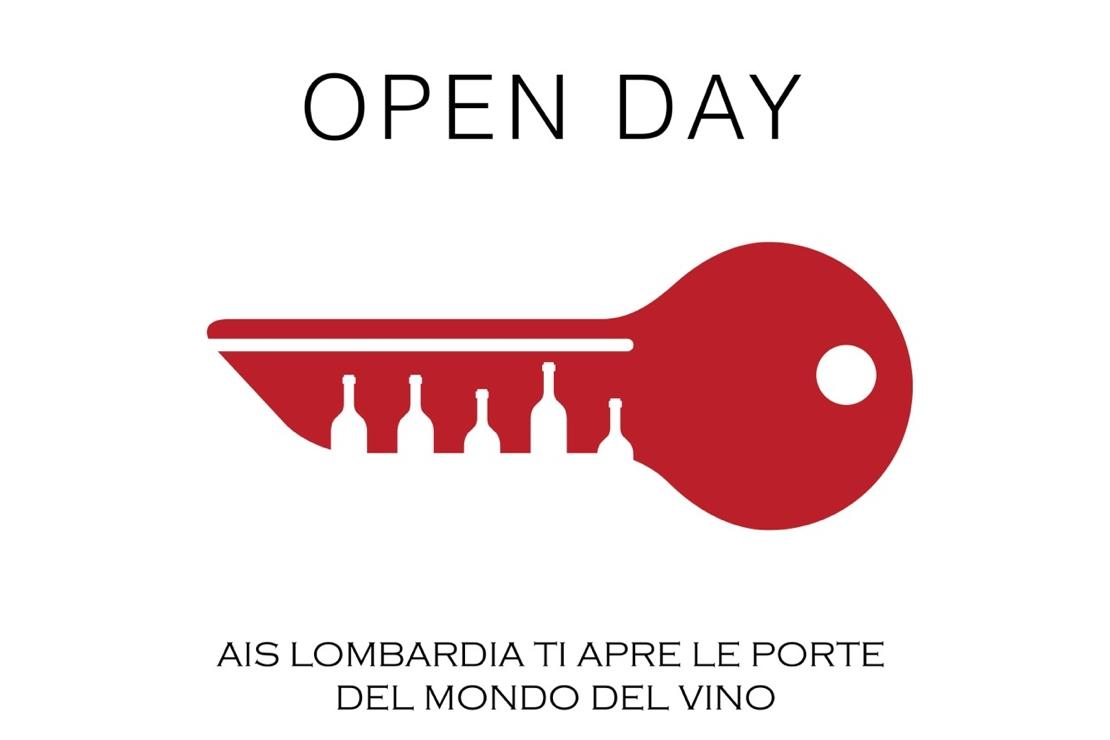 Open Day 2019. AIS Lombardia ti apre le porte del mondo del vino