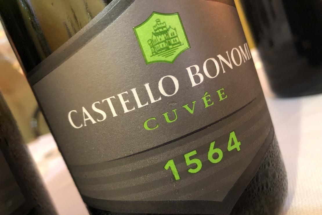 Cuvée 1564: l'Erbamat secondo Castello Bonomi