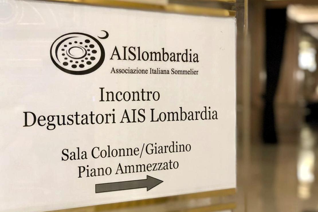 Degustatori AIS Lombardia, buona la prima!