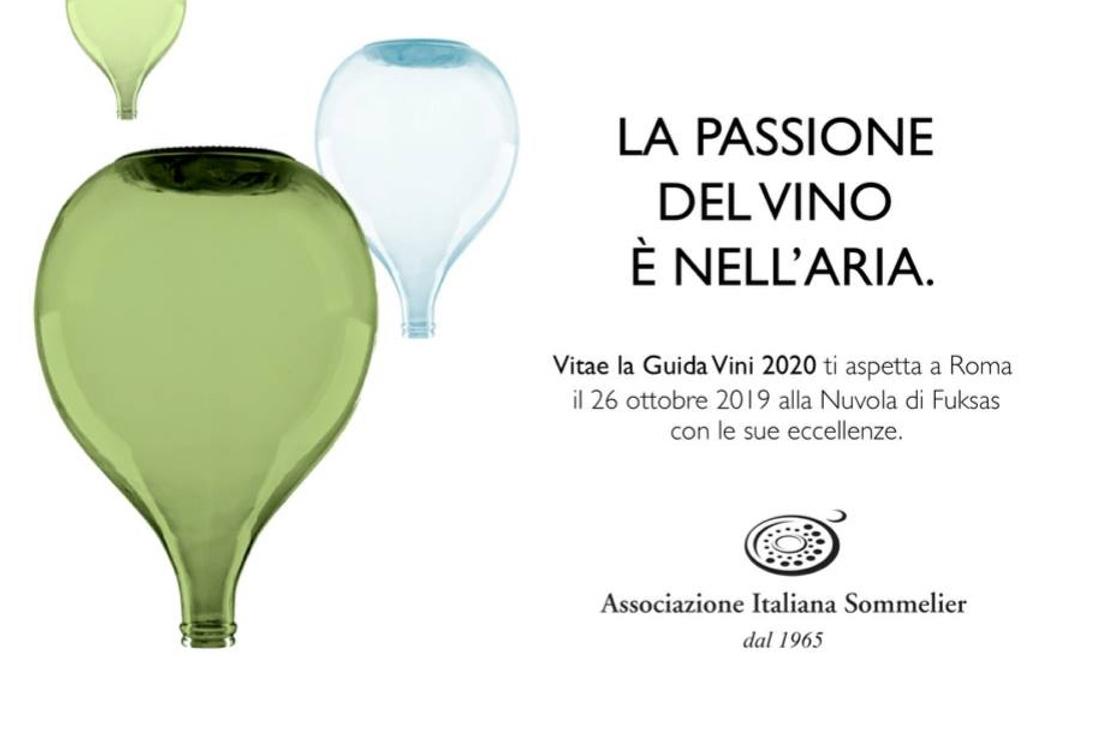 Presentazione Guida Vitae 2020 a Roma