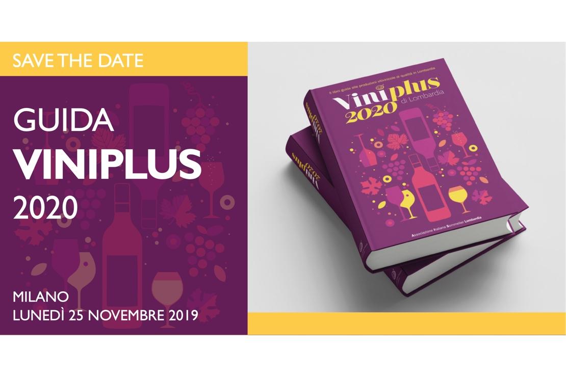 Guida Viniplus 2020, la Presentazione e il Banco di Assaggio