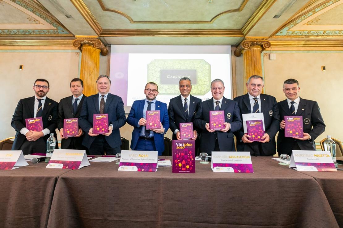 Viniplus 2020, ecco le eccellenze vitivinicole della Lombardia