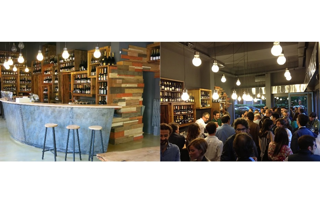 Wine-bar a Milano cerca sommelier