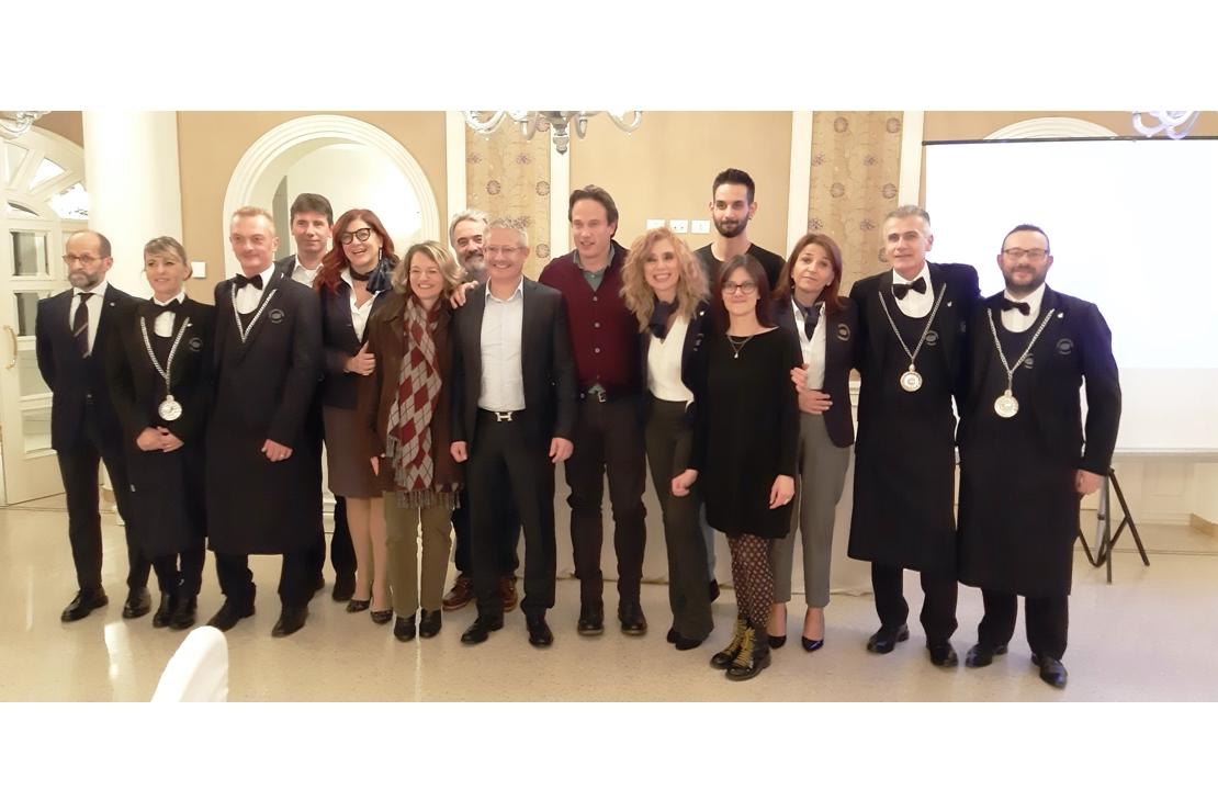 I grandi vini di Valtellina incontrano l'eccellenza culinaria bergamasca