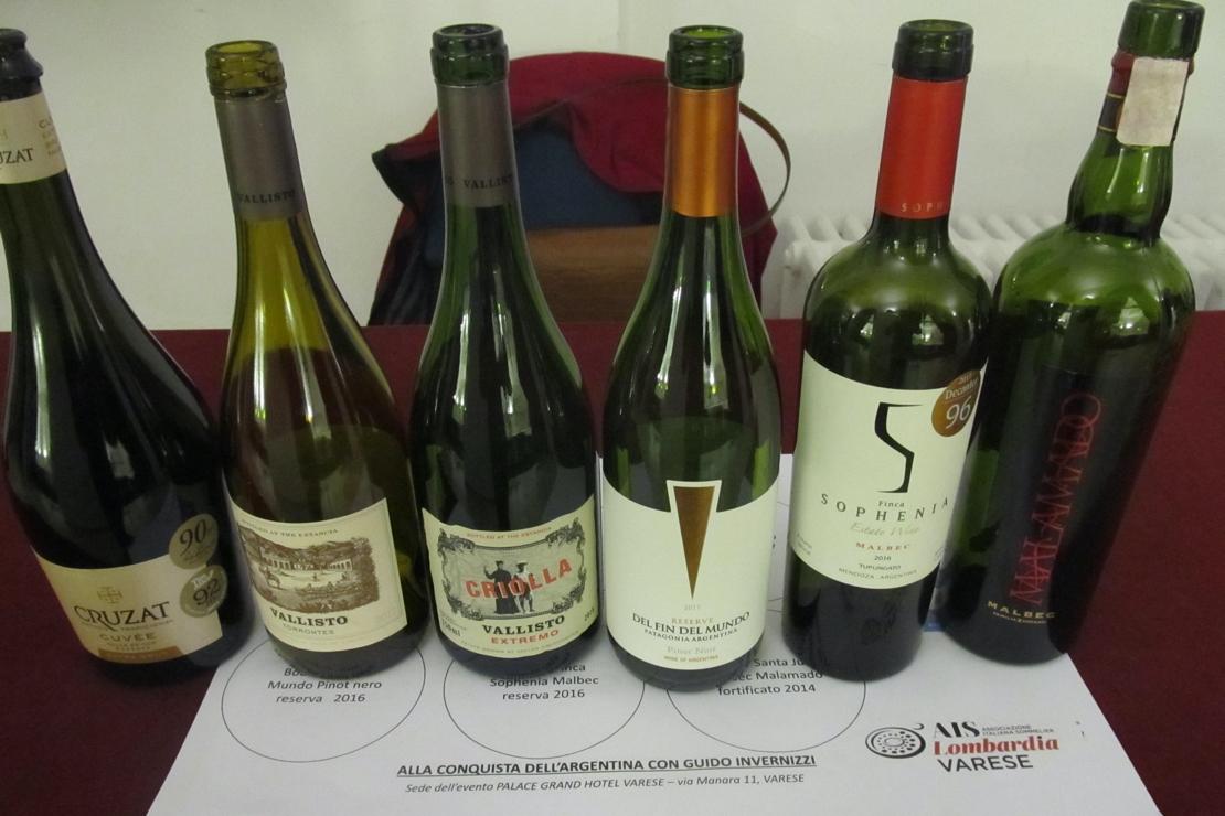 Argentina: vitigni e vini dell'altro emisfero