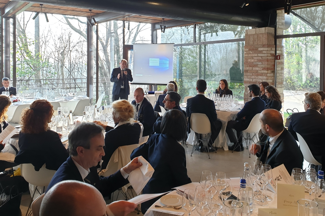 Formazione Degustatori AIS Lombardia. Approfondimento Trento DOC